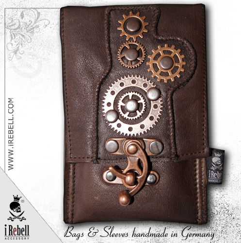 iPhone Tasche Steam Lord 1