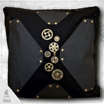 Decorative cushion Steam