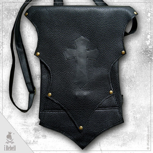 Shoulder Bag Vampire Cross