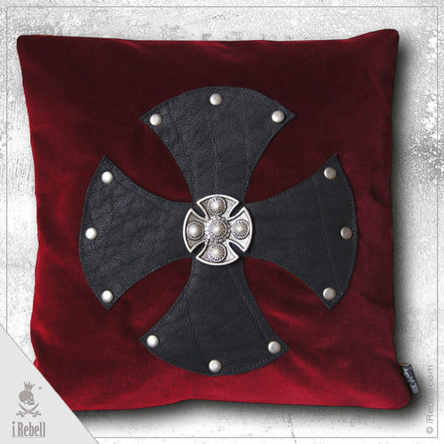 Decorative cushion Lord Templar